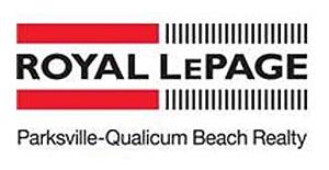 Royal Lepage Qualicum Beach Parksville Realtors logo