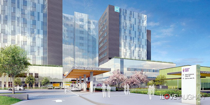Mackenzie Hospital serving Vaughan