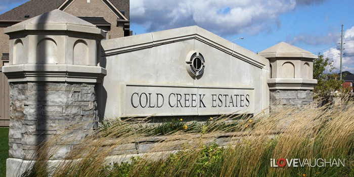 Cold Creek Estates For Sale