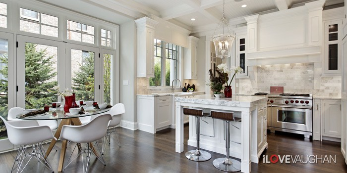 Interior Kitchen Cold Creek Estates