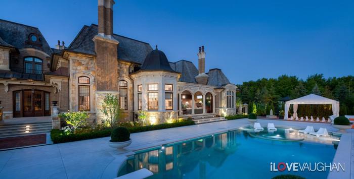 Luxury Estate Homes in Kleinburg