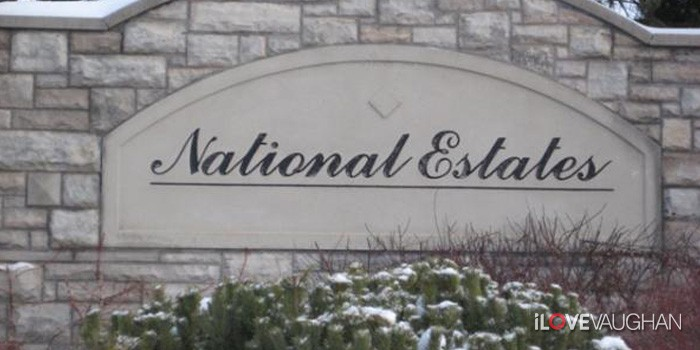 National Estates in Vaughan