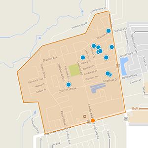 Cold Creek Estates Real Estate Map Search