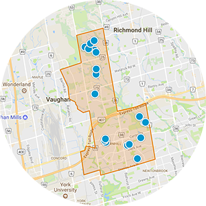 Thornhill Real Estate Map Search