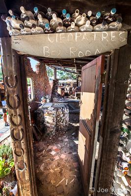 Cleopatra's Bedroom, Bottle Village