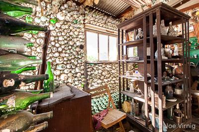 Rumpus Room Interior at Bottle Village, Simi Valley