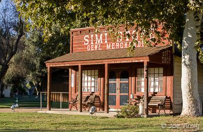 Strathearn Historical Park