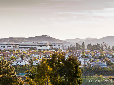 City view of Thousand Oaks