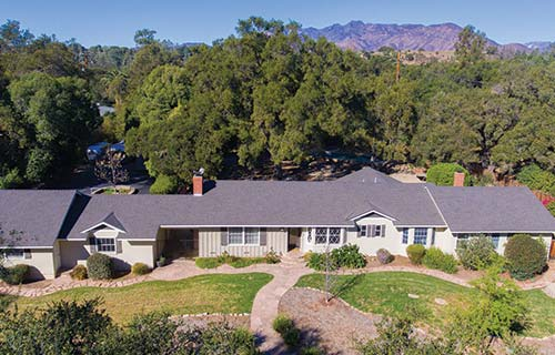 meiners oaks Ojai homes