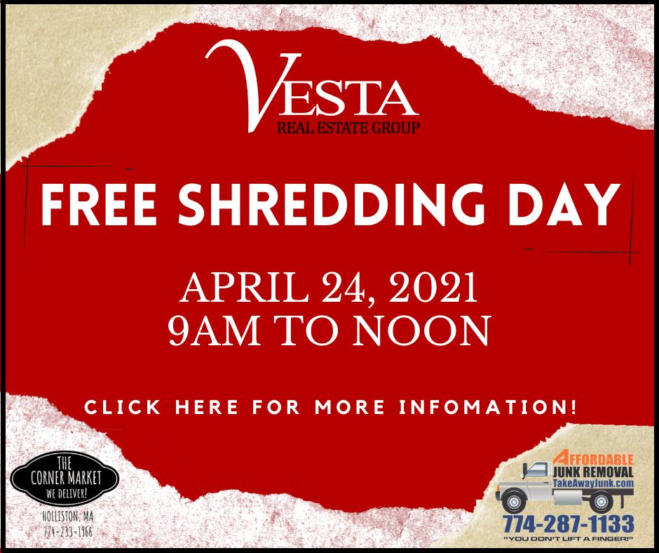 Shredding Day 2021