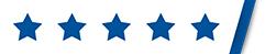 Five Star Reviews