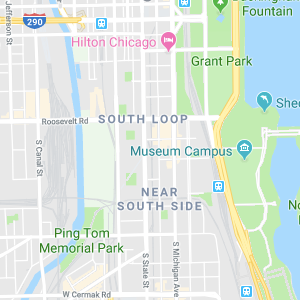 South Loop Map Search