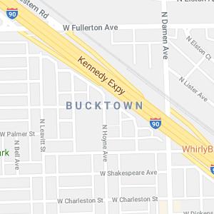 Bucktown Map Search