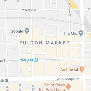 Fulton Market Map Search