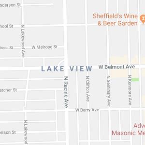 Lake View Map Search