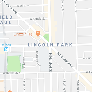 Lincoln Park Map Search