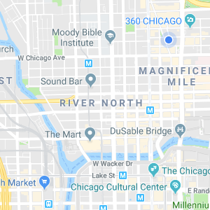 River North Map Search