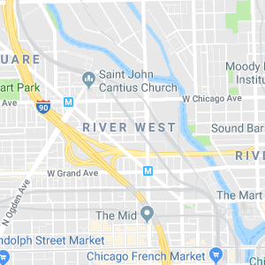 River West Map Search