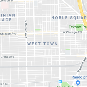 West Town Map Search