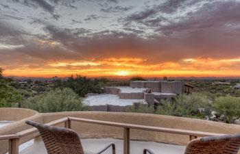 North Phoenix Sunset