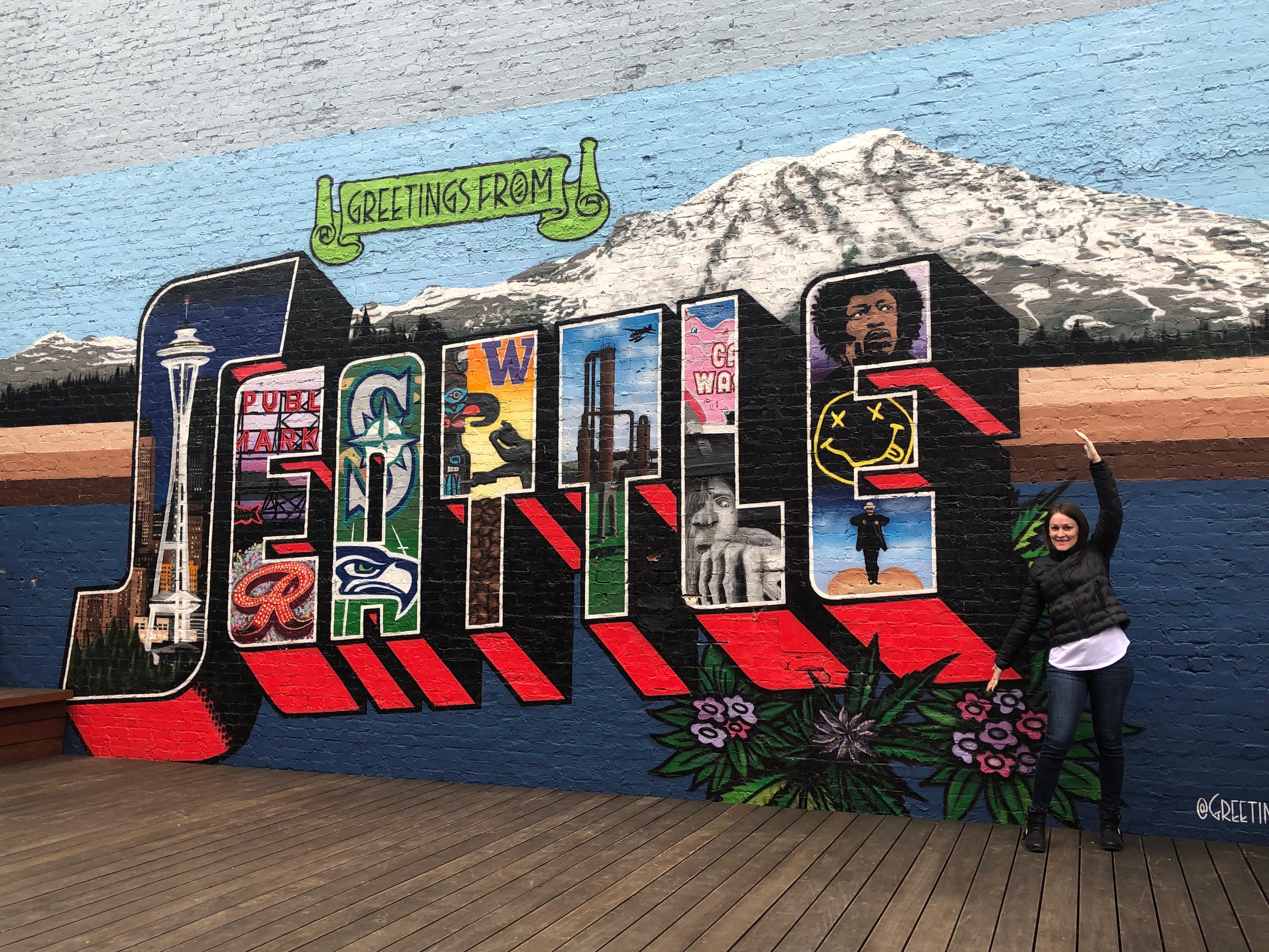 Elise Russo in Seattle