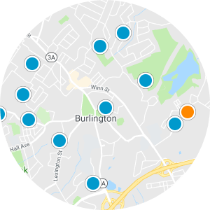 Billerica Real Estate Map Search