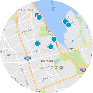 Bayside Real Estate Map Search