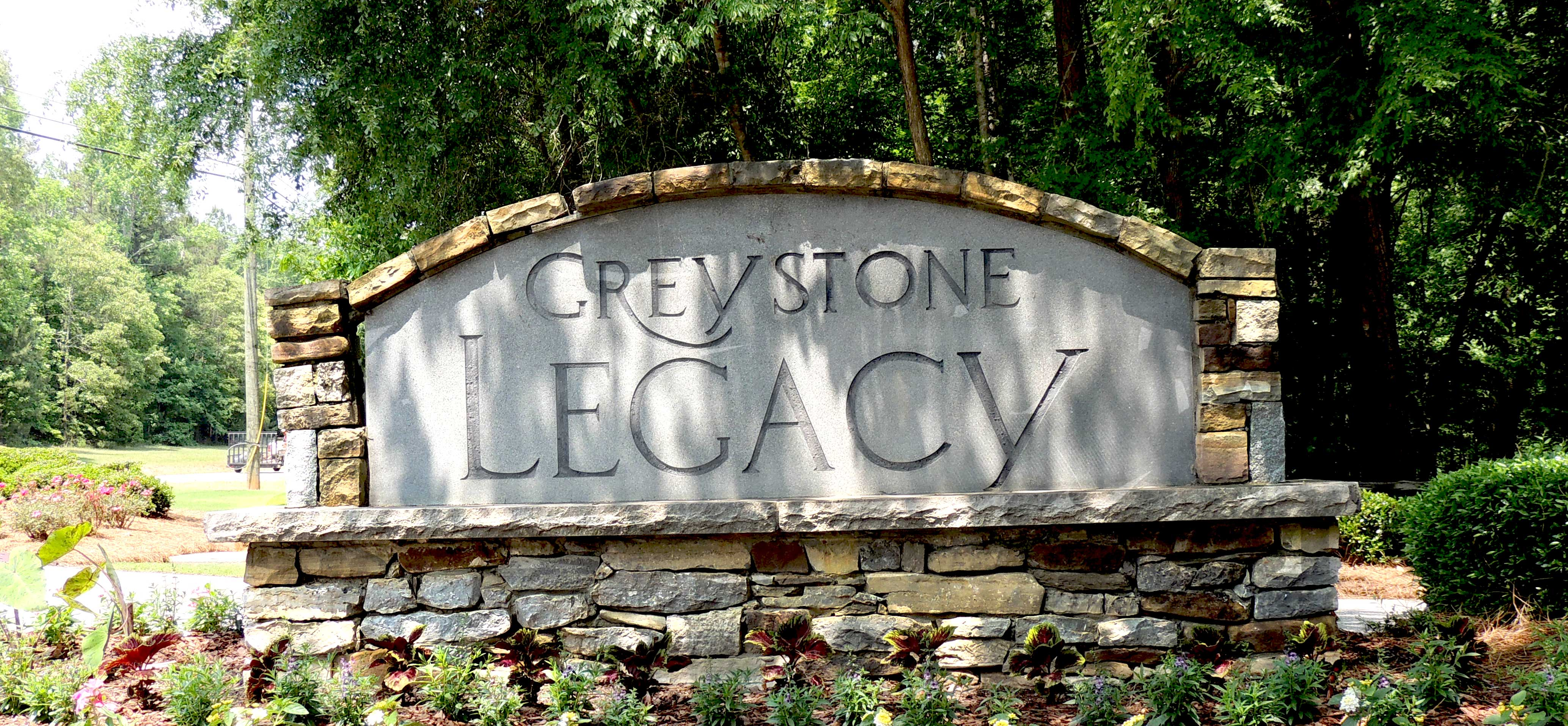 Greystone Legacy Homes for Sale