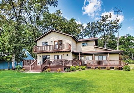 paddock lake homes for sale