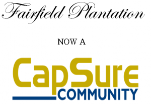 Fairfield Plantation's Capsure System