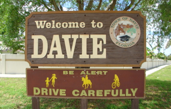 city of davie image