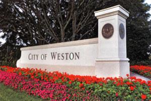 City of weston image