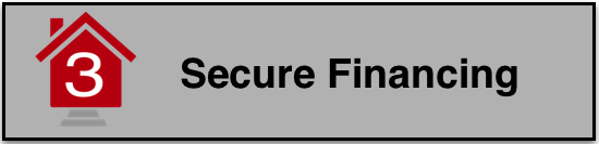 Video Step 3: Secure Financing West Real Estate Group