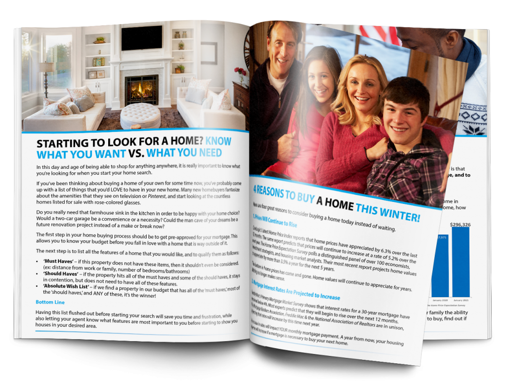 Click here to request your free homebuyers guide