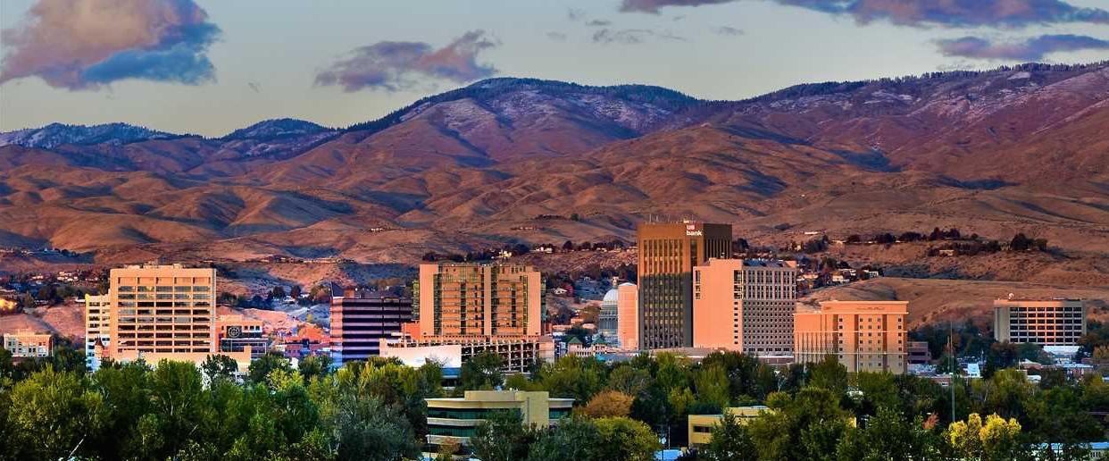 Boise Idaho Ranks 1 Healthiest Cities In The U S