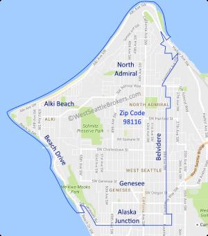 22 West Seattle Neighborhoods