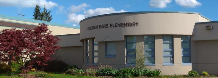 Golden Ears Elementary School Maple Ridge BC