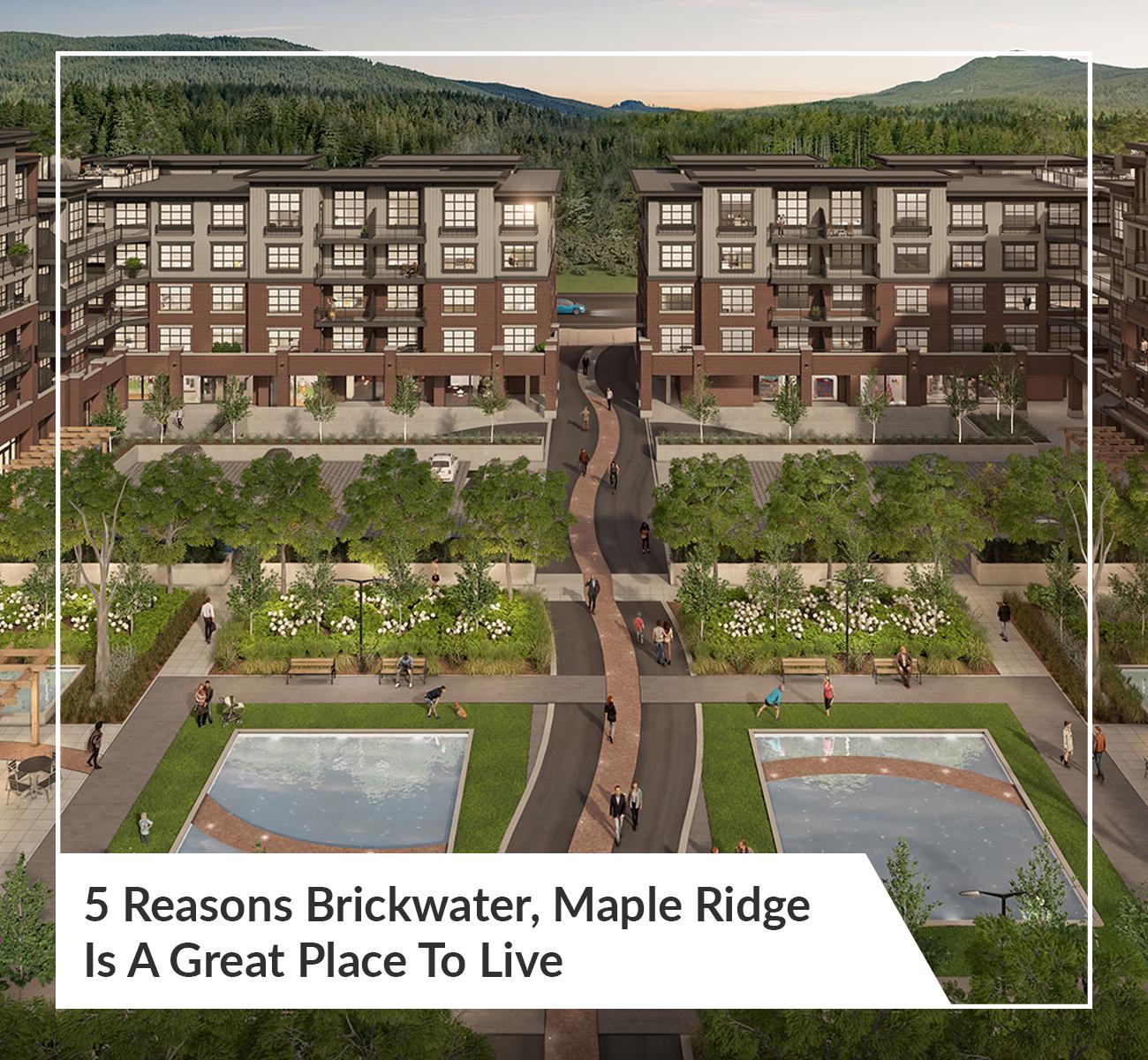 Living In Brickwater