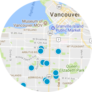 South Surrey/White Rock Real Estate Map Search