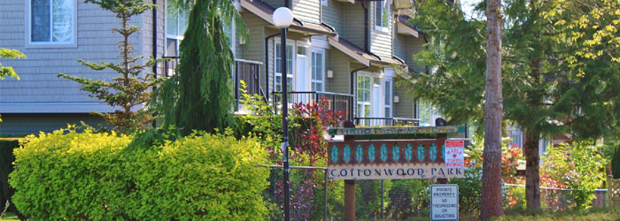 Cottonwood, Maple Ridge
