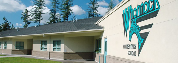 Whonnock Elementary School Maple Ridge BC