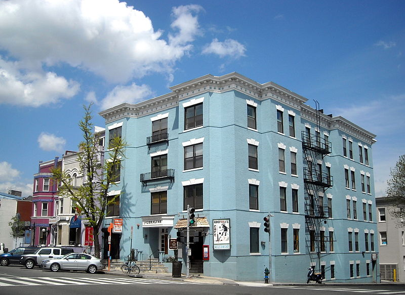 Adams Morgan homes and real estate in DC