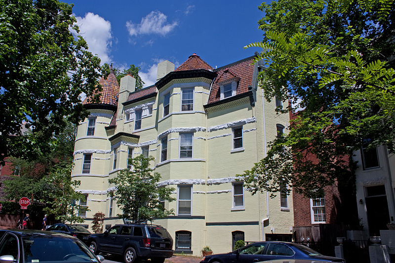 Georgetown DC homes