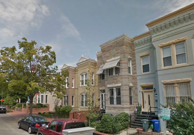 Neigborhood of H STreet NE in Washington DC