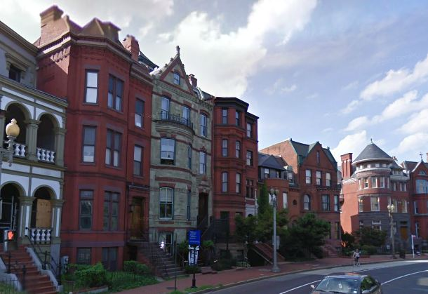 Homes in Logan Circle - Row Houses