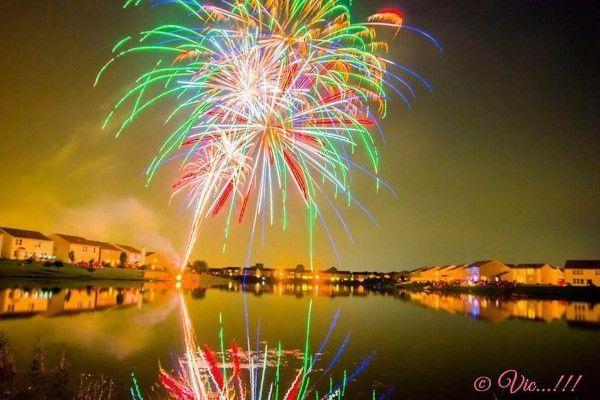 2017 Summerlake Fireworks