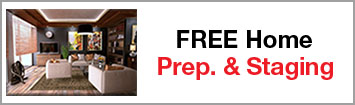 Free Home Preparation & Staging