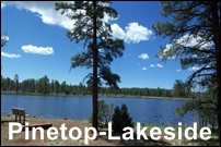 Pinetop-Lakeside High in the pines