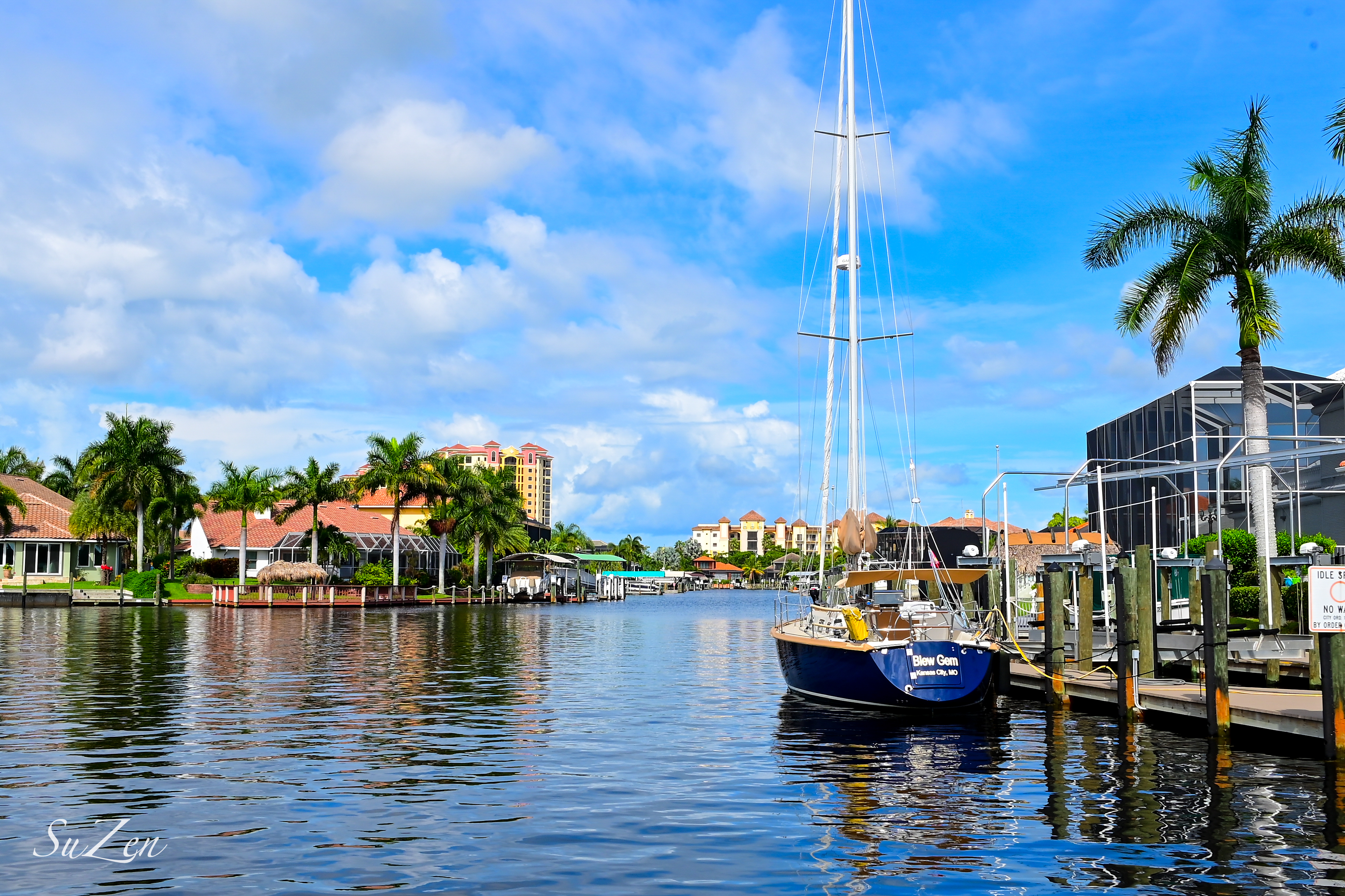 Waterfront Cape Coral