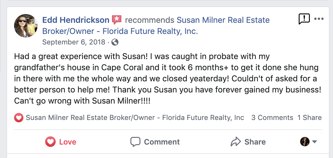 Sell Probate Property in Cape Coral